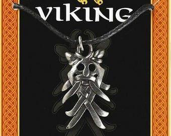 Odins Mask Viking Pendant