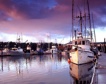Miss Conduct V, VERTICLE PRINT Oregon coast photography, Ocean decor,boat decor, nautical print, Fine Art Print, 4X6,5X7,8X12,11X17