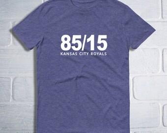 Kansas City Royals 85/15 Tee