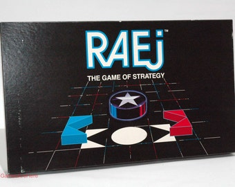 Raej Game of Strategy 1986 COMPLETE