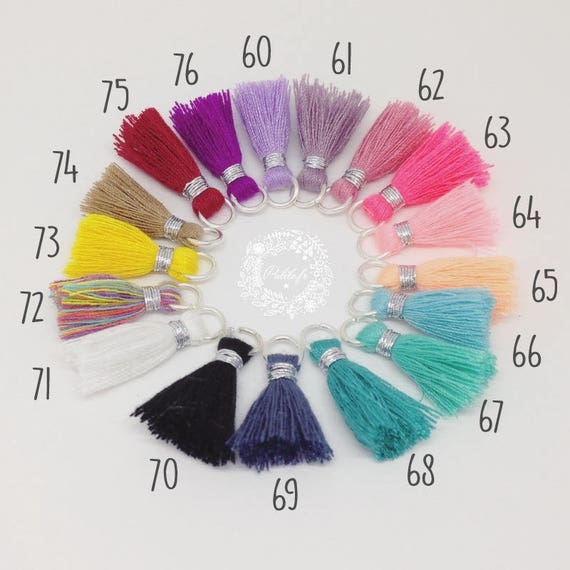 CHOICE TASSEL FOR YOUR JEWELRY PALILO
