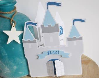 DO share birthday Castle theme