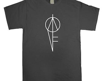 Monogram T-Shirt (Grey)