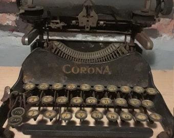 1917 corona typewriter