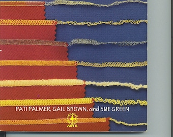 Creative Serging Illustrated by Palmer, Brown and Green