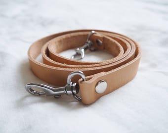 Leather Camera Strap 01