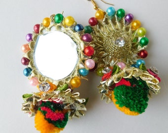 Gotta jewelry with colorful beads