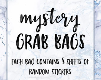 Mystery Grab Bags Matte/Glossy
