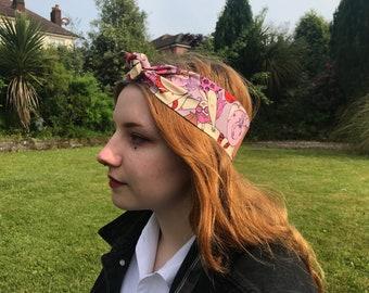 Summer Babes Headwrap Headband Bandana