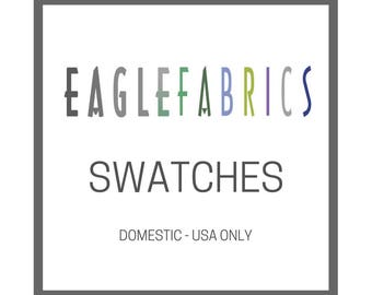 Up to 5 SAMPLE Swatches ONLY ( U.S. Only)