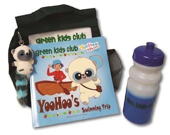 Yoohoo's Swimming Trip (Gift Set)