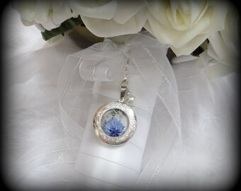 Photo Locket for Flowers and Wedding Bouquets