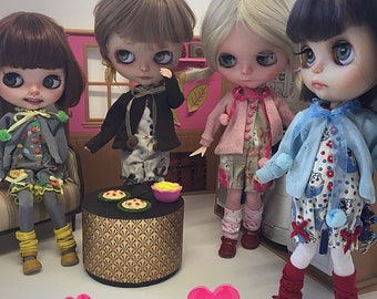 Blythe play suit