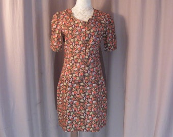 Vintage Skirt and Blouse Laura Ashley Skirt and Blouse set sz USA 10