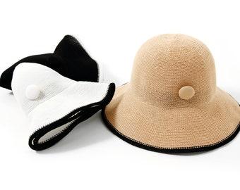 Point Bucket Hat