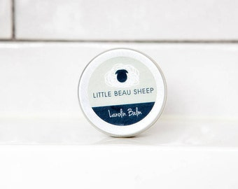 Lanolin balm - wonderfully hydrating and soothing salve, perfect for extremely dry, chapped skin or lips
