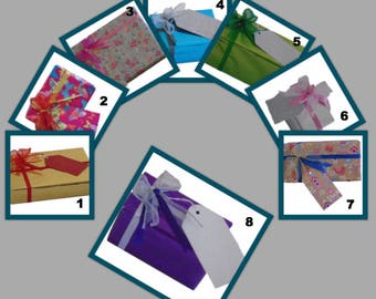 Gift Wrapping Options - Miss Pretty London Easy Shop