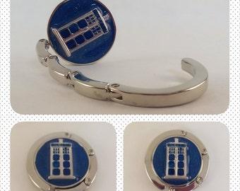Doctor Who / TARDIS Purse Hook