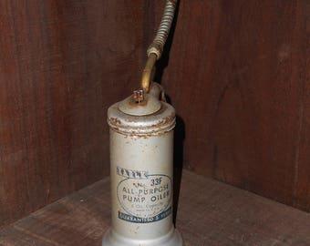 Oil Pump Can