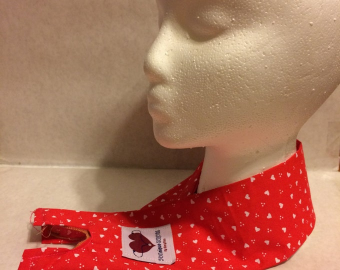 Valentine patterned stethoscope cover