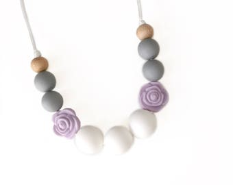 Toddler Teething Necklace