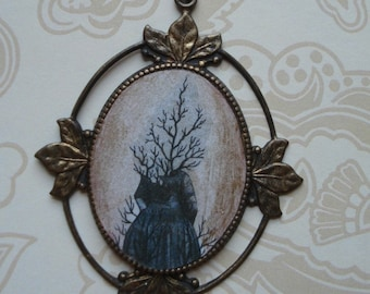 Overgrowth Necklace