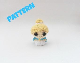 Air Element Doll Pattern, Amigurumi Doll Pattern, Crochet Doll Pattern, Crochet Amigurumi Doll Pattern, Amigurumi Pattern, Crochet Pattern