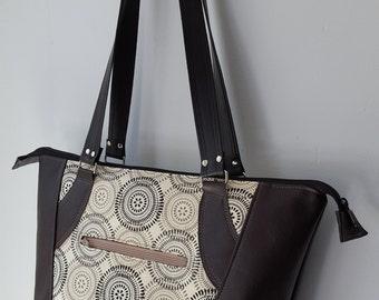 Valley Tote: DIGITAL Sewing Pattern