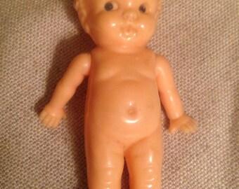 Irwin Hard Plastic Kewpie Doll
