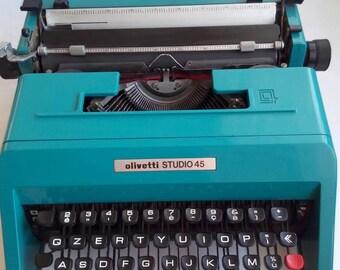 Olivetti Vintage Typewriter
