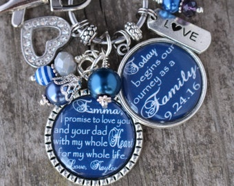 Step Daughter Gift Wedding Gift Stepdaughter Wedding Gift Step Gift New Step Daughter Gift Flower Girl Gift Jr. Bridesmaid Gift FlowerGirl