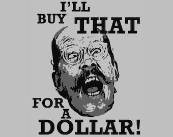 I'll Buy That For a Dollar Mens T Shirt Robocop