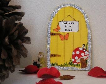 Fairy Door,  Tooth fairy door, door for fairies