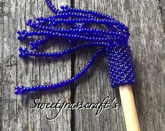 Beaded Hair stick, Native Beaded Hair stick, Hair Jewelry, Hair accessories, hair jewellery,