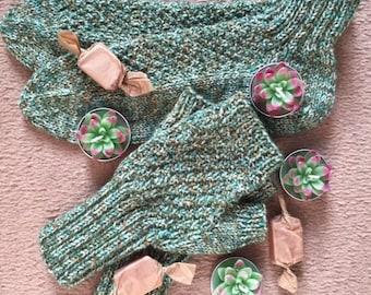 Knitting Socks &  Mittens