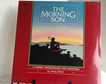 Vintage Vinyl Record Christmas LP Album The Morning Son Sealed 1984