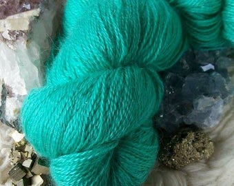 Lace Weight Kid Mohair Blend Yarn