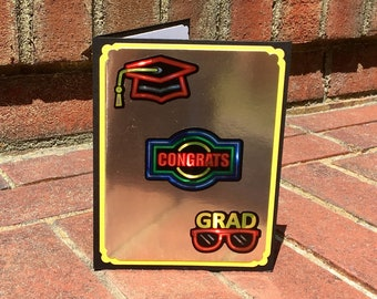 OOAK Congratulations 2018 Graduation Card
