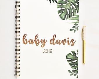Journal de grossesse, Journal de grossesse, planificateur de la grossesse, tracker de la grossesse, maman à être un cadeau, cadeau de fête des mères première de mari