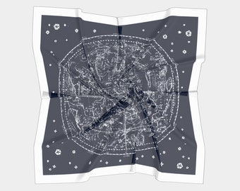 Astrology Scarf (Bewitched Collection)
