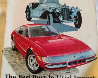 Road Test -  Sports Car Annual,  February 1973