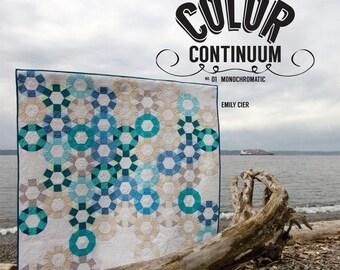 Color Continuum -- no. 01 monochromatic