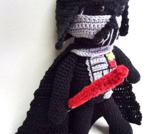 Amigurumi Star Wars Darth Vader