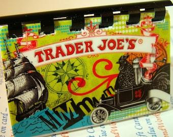 Trader Joe's---  Gift Card Notebook