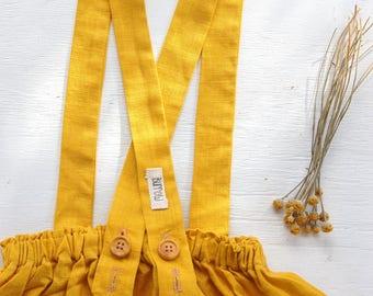 Daffodil suspender skirt (40% off)