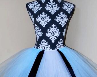 Alice in Wonderland - Mad Hatter - Tutu