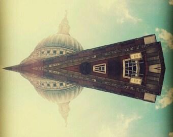 Photographie de ville paysage miniature - St' Cathedral London de Paul - Kaléidoscope