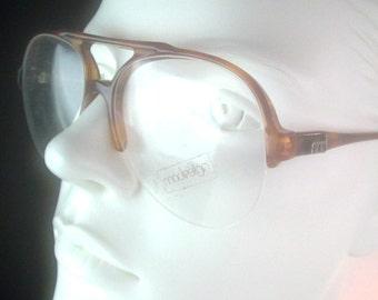 Modesign  603/AV / Vintage 70s  Eyeglasses / N O S  / made in Italy || art. 366
