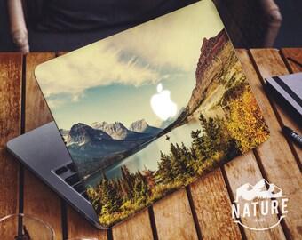 Nature Macbook Decal / Macbook Sticker / Stickers macbook pro / Stickers laptop / Macbook pro 13 skin / Macbook pro 13 case / NI028