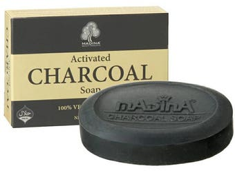 Activated Charcoal Soap 3.5 Oz